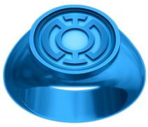 Blue lantern ring by kalel7-d5hsqzu