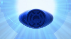 Blue Lantern Power Ring