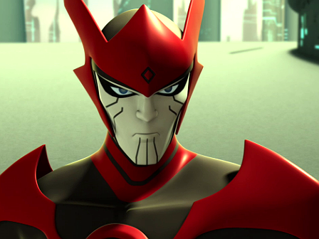 Razer | Green Lantern The Animated Series Wiki | FANDOM