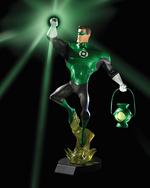 Hal Jordan maquette