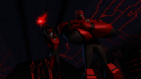 Razer attacks Atrocitus