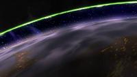 Into a new universe