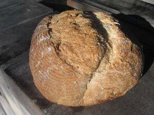 Rice flour bread