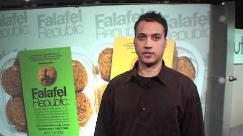 Falafel Republic presented by Gluten-free.tv