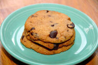 Gluten-free-vegan-chocolate-chip-cookies