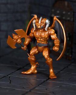 Rust Demon Warrior full profile