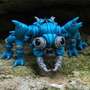 Flora Crawler angry