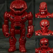 ZULLEN - METAL BLOOD 18 PARTS (INCLUDES 4 HEADS) GLYOS COMPATIBLE 12