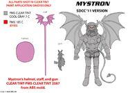 Mystron-SDCC11