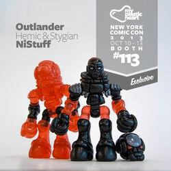 Nycc2013 outlander