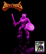 Battle Builder Livid Purple