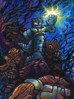 Painting-treeborgs