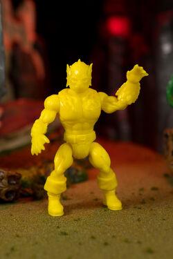 Battle Builder Wild Yellow