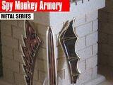 Armory Metal Series
