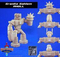 Granite Rholl store