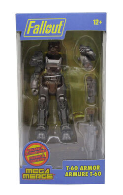 Fallout T-60 Armor Box Front