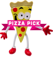 Pizza drone pp