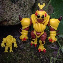 Kabuto Mushi RBT Evil Beetle