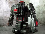 Super Zeroid Black