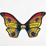 ADD-ON MOTHRA WINGS 4dollars mothwing