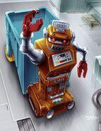 Zobor the Transporter