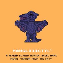 BitFigs-Manglors-Manglodactyl