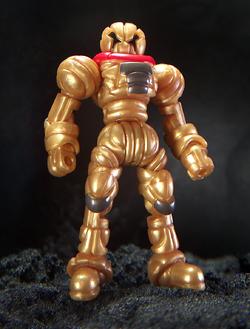 Argenesis-Goldform