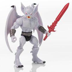 Vampire bat dx full profile