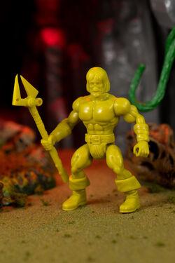 Battle Builder Orc Green