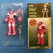 X-01 Hot Rod Hot Pink armor with box back