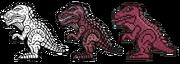 Manglsaurus Study triple