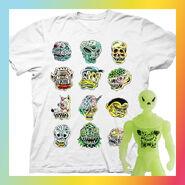 Slime knight preview skattum art shirt