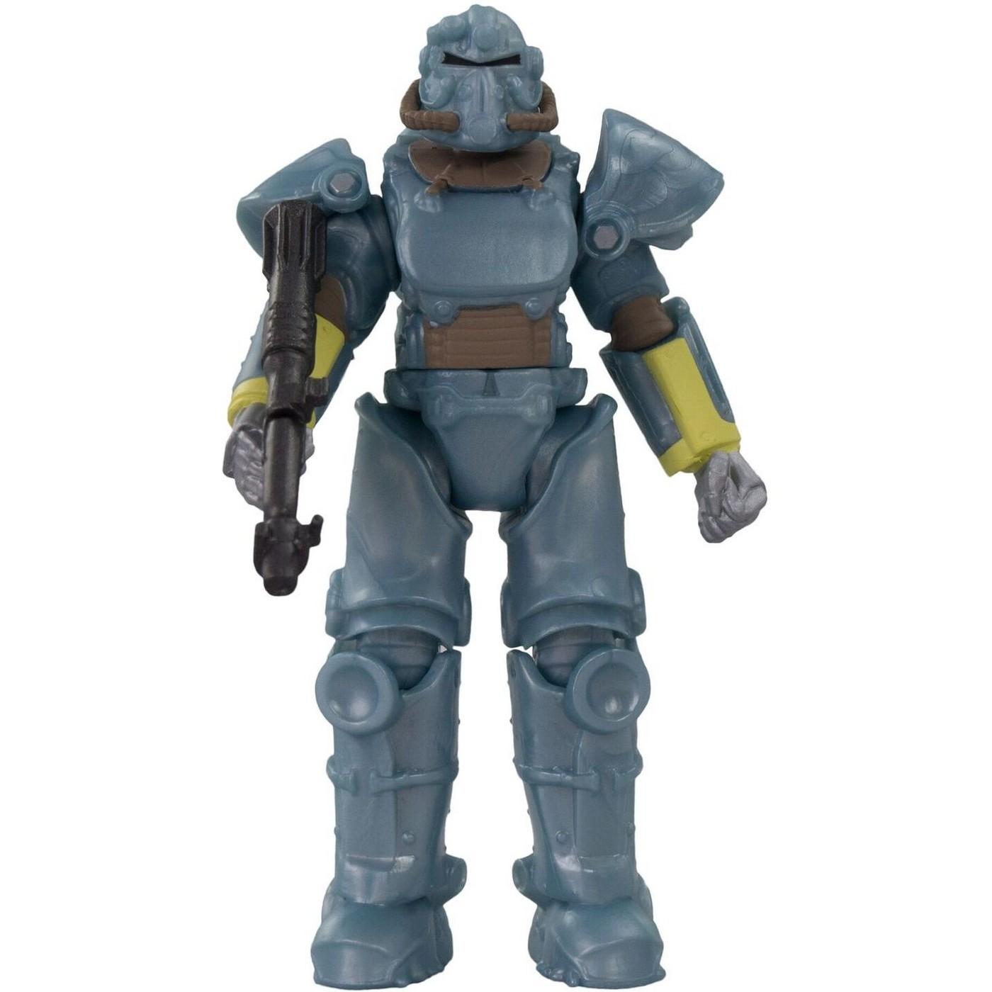 T-51 Vault-Tec Power Armor Action Figure Vault Tec MEGA MERGE Fallout Series 2