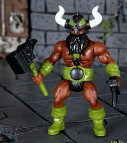 Legendary Berserker full profile