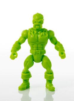 Battle builder classic green profile