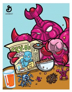 GLY-Os Monster Cereal