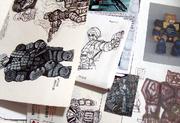 Old-Days-Sketch-Pile