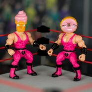 Pink Playboy profile 2 wrestlers