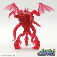 BIO-MASS Monster METALLIC CRANBERRY