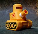 T-011 BunkerBuster Tank