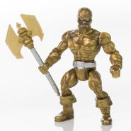 Cursed Gold Demon Warrior Full Profile