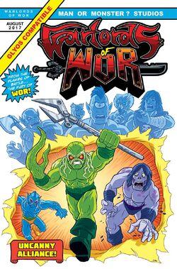Warlords of Wor - Uncanny X-Men ref