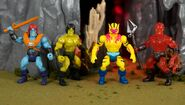 Warlords of Wor Wave 2 full set