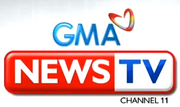 GMA News TV Logo