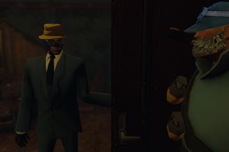 Polite Spy Example