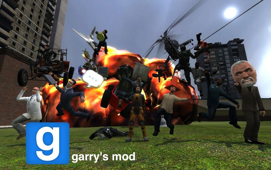 Garry S Mod Wallpaper By Doomaholic D361nhv