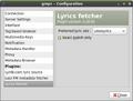 Screenshot-gmpc-lyricsfetcher