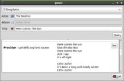 Screenshot-gmpc-lyricwiki