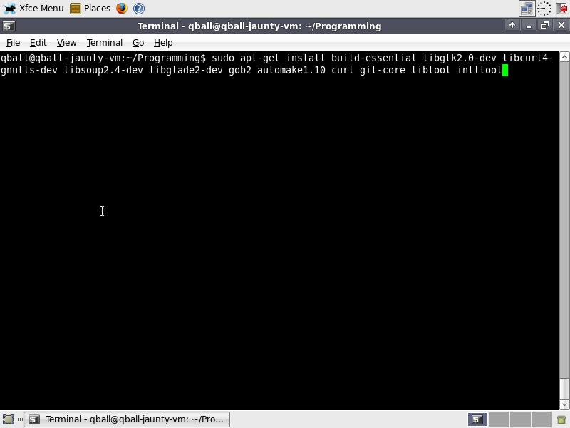 Gmpc-dev-install-guidestep 4