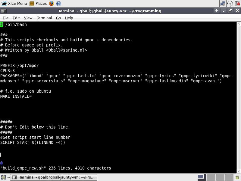 Gmpc-dev-install-guidestep 2